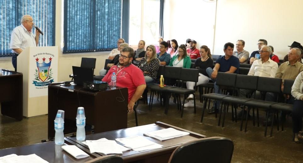 Audiência pública demostra transparência, cumprimento das metas e equilíbrio fiscal do Governo de Boa Vista da Aparecida