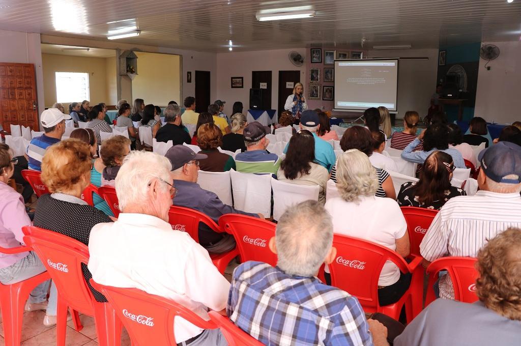 IV Conferência Municipal dos direitos do Idoso foi realizada em Boa Vista da Aparecida