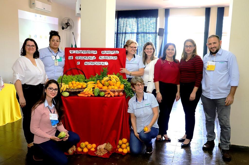 Boa Vista da Aparecida realiza a 3ª Conferência Municipal de Segurança Alimentar e Nutricional